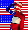 Free US Man 11 Royalty Free Stock Image - 1791786