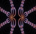 Free Fantastic Pattern Royalty Free Stock Image - 1794546