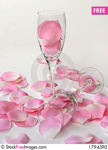 Free Petals And Flutes 2 Stock Photo - 1794390
