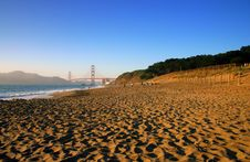 Free Baker Beach, San Francisco Royalty Free Stock Photography - 1790137
