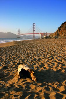 Free Baker Beach, San Francisco Royalty Free Stock Image - 1790146