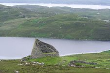 Free Carloway Broch Royalty Free Stock Images - 1790999