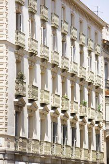 Free European Apartment Building Stock Photos - 1791083