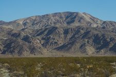 Free Mojave Desert Royalty Free Stock Photo - 1791145