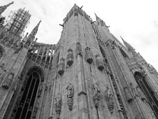 Free Milan Cathedral Royalty Free Stock Images - 1791869