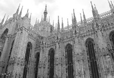 Free Milan Cathedral Royalty Free Stock Photography - 1791877