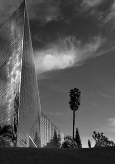 Free Crystal Cathedral Royalty Free Stock Image - 1791896