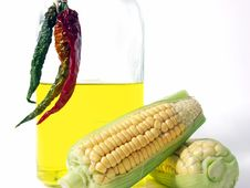Free Corn On The Cob Stock Photography - 1792462