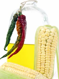 Free Corn On The Cob Stock Photos - 1792463