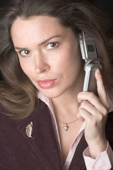 Free Business Woman Stock Image - 1795501