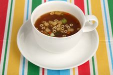 Free Cup Of Soup Stock Photos - 1797203