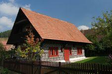 Free Old Folkish Cottage Stock Photo - 1797830