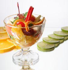 Free Fresh Fruits Dessert Royalty Free Stock Photo - 1799435