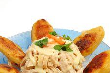 Free Delicious Chicken Recipe Stock Photo - 1799500