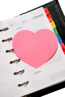 Don T Forget Valentine S Day! Royalty Free Stock Photo