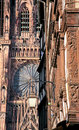 Free Fragment Of Cathedral In Strasbourg Royalty Free Stock Images - 17901629