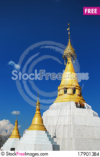 Free Pagoda Stock Images - 17901384