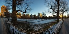 Boston Common Royalty Free Stock Images