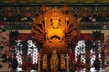 Free Image Of Bodhisattva Guan Yin Stock Photography - 17902312