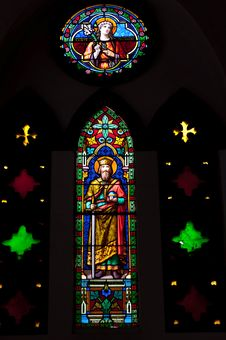 Free Church Glass Stock Image - 17902371