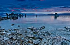 Free Mono Lake Royalty Free Stock Photography - 17902397