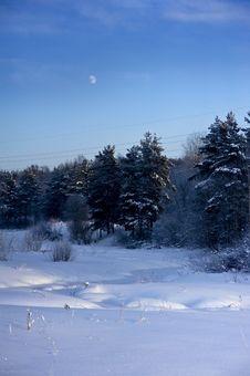 Free Winter Scene Stock Photos - 17903213