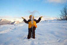 Free Winter Plays Stock Photo - 17903450