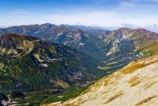Free Mountain Landscape Stock Photo - 17904430