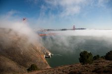Free Golden Gate Bridge Royalty Free Stock Photos - 17905968