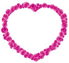 Free Rose Frame Stock Images - 17906064
