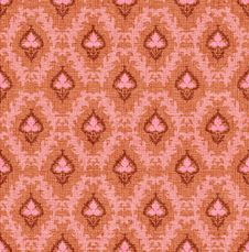 Free Fabric Ornament Royalty Free Stock Image - 17906206
