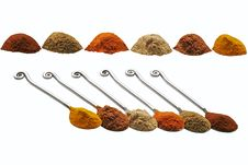 Free Cooking Spices Royalty Free Stock Images - 17906569