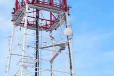 Free Telecommunication Tower Stock Photos - 17906743