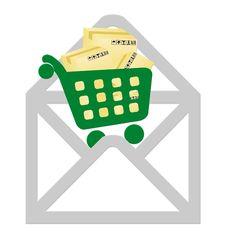 Free Shopping Envelope Stock Photos - 17906933