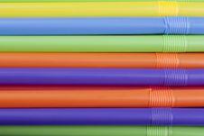 Free Plastic Tubes Royalty Free Stock Photo - 17909225