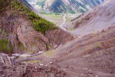 Free Unique Mountain Color In Ladakh Stock Photography - 17909312