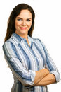 Free Portrait Of A Young And Beautiful Business Woman Stock Photos - 17911383