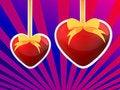 Free Two Hearts Stock Photos - 17911593
