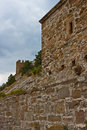 Free Genoese Medieval Fortress Stock Images - 17914604