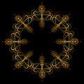 Free Ornament Snowflake Royalty Free Stock Photos - 17915108