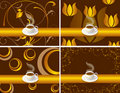 Free Bar Restaurant Lounge Coffee Illustration Vector F Stock Image - 17918701