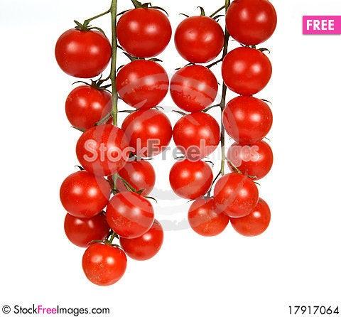 Free Cherry Tomato Stock Images - 17917064