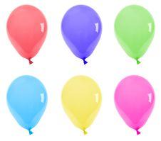 Free Balloons Stock Photography - 17911182