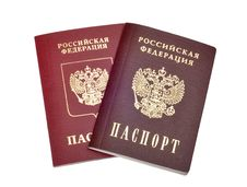 Free Russian Passports Royalty Free Stock Image - 17911876