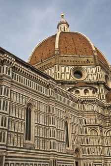 Free Piazza Del Duomo, Florence Royalty Free Stock Photos - 17911888