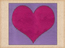 Free Valentine Heart Royalty Free Stock Images - 17912009