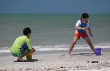 Free Sand Buckets Stock Photos - 17912143