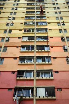 Free Residential Buildings In Hong Kong Stock Photos - 17912493