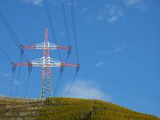 Free Electricity Pylon Royalty Free Stock Image - 17912686