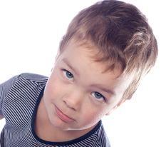 Free Portrait Of Small Boy Royalty Free Stock Photo - 17912795